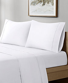 Sleep Philosophy Wrinkle Warrior 4-PC Queen Sheet Set