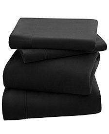 Peak Performance 3M Scotchgard Micro Fleece 4-PC Full Sheet Set