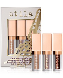 Stila 3-Pc. Shimmering Heights Liquid Eye Shadow Set