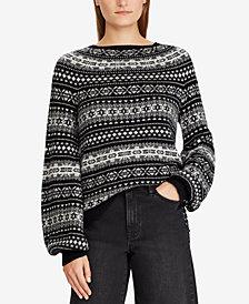Lauren Ralph Lauren Fair Isle Sweater