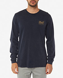 O'Neill Men's Hayward Long Sleeve Crewneck Tshirt