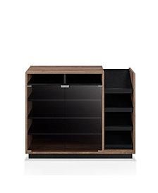 Nostrom Modern Shoe Cabinet
