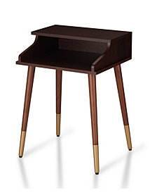 Naldo Mid-Century Modern End Table