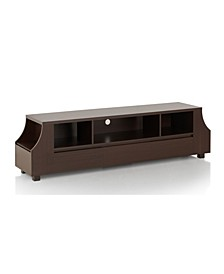 "Moshe Modern 70"" TV Console With Side Storage"