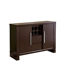 Kyra Moern Wine Rack Buffet