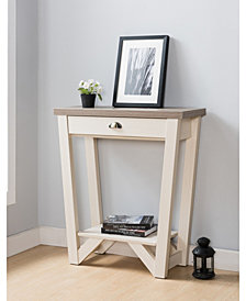 Iga Contemporary Console Table