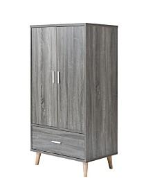 Modern Massenburg Wardrobe Armoire