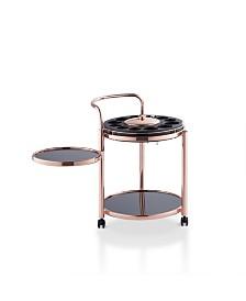 Morgansen Contemporary Serving Cart