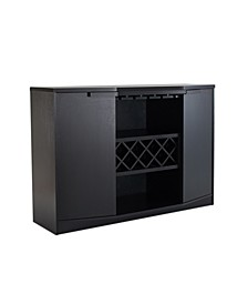 Bruno Contemporary Wine Rack Buffet