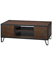 Dahlia Industrial Coffee Table