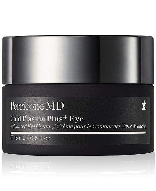 Perricone MD Cold Plasma Plus+ Eye Advanced Eye Cream, 0.5-oz.