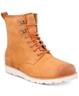 Men'S Hannen Waterproof Boots Men'S Shoes, Chestnut