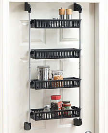 Organize it All Over-the-Door 4 Basket Unit