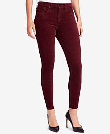 WILLIAM RAST Juniors' Perfect Skinny Corduroy Pants