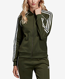 adidas Originals Adicolor Superstar 3-Stripe Track Jacket
