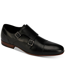 Kenneth Cole Reaction Men's Brave Monk Strap Loafers