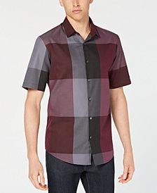 Alfani Men's Check Shirt, Created for Macy's