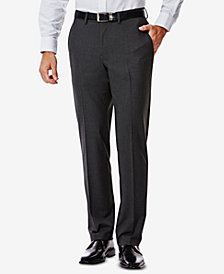 J.M. Haggar Men's Slim-Fit 4-Way Stretch Suit Pants
