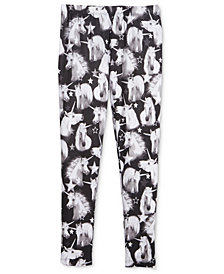 Epic Threads Big Girls Unicorn-Print Leggings
