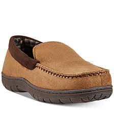32 Degrees Men's Venetian Faux-Suede Slippers