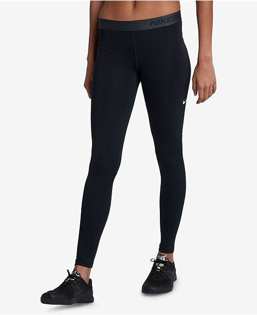 9f99eddc33 Nike Pro Warm Leggings & Reviews - Pants & Leggings - Women ...