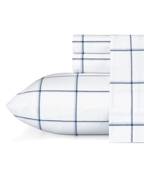 Nautica Plot Twin Sheet Set