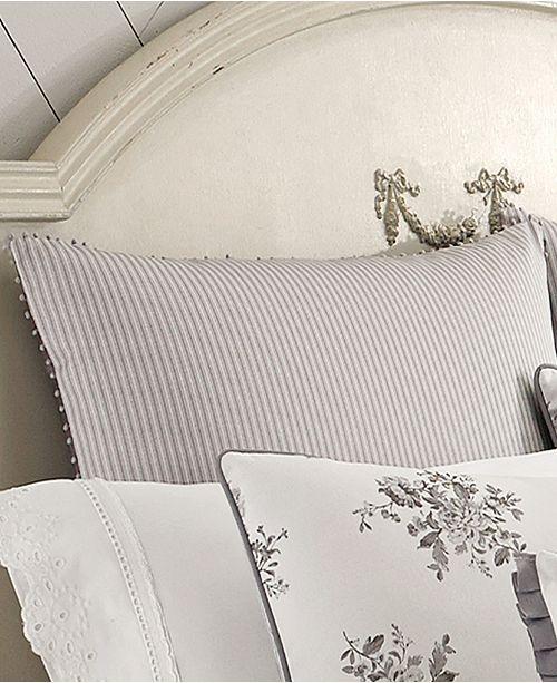 Piper Amp Wright Sabrina Grey California King Comforter Set
