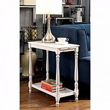 Deering Transitional Side Table
