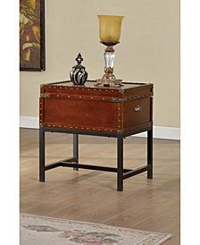 Vannoy End Table, Quick Ship