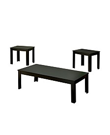 Demner 3pc Table Set, Quick Ship