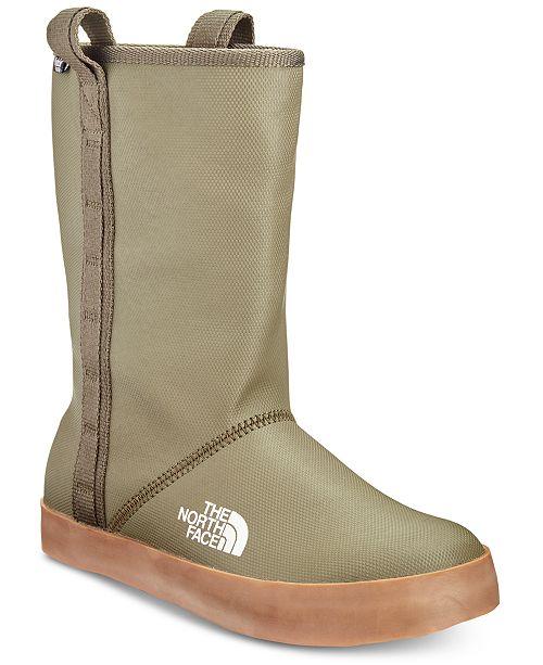 The North Face Base Camp Shorty Rain Boots & Reviews