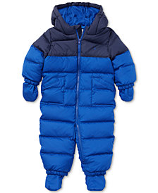 Ralph Lauren Baby Boys Quilted Down Jacket