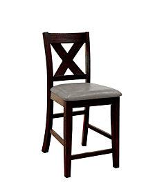 Elio Pub Chair (Set Of 2), Quick Ship