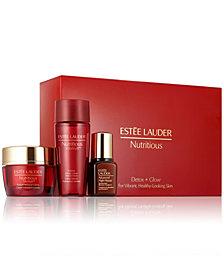Estée Lauder 3-Pc. Nutritious Detox + Glow Set, Online Only