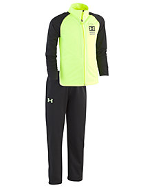 Under Armour Toddler Boys 2-Pc. On The Mark Track Jacket & Pants Set