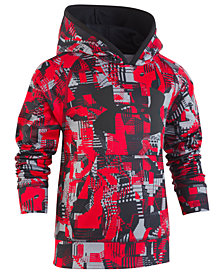 Under Armour Little Boys Printed Logo Hoodie