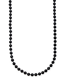 "Charter Club Jet Pearl 42"" Strand Necklace, Created for Macy's"