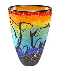 Allura Oval Vase