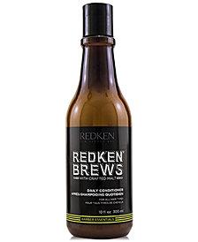 Redken Brews Daily Conditioner, 10-oz., from PUREBEAUTY Salon & Spa