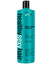Sexy Hair Healthy Sexy Hair Moisturizing Shampoo, 33.8-oz., from PUREBEAUTY Salon & Spa