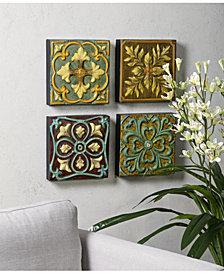 Casa Medallion Tiles - Set of 4