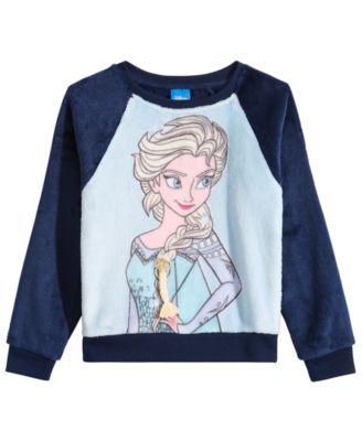 Disney Toddler Girls Elsa,Print Faux,Fur Sweater \u0026 Reviews