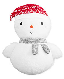First Impressions Baby Boys & Girls Snowman Plush, Created for Macy's