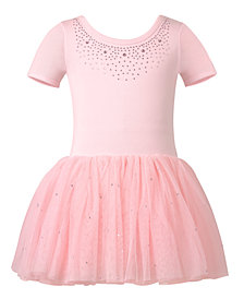 Flo Dancewear Toddler, Little & Big Girls Embellished Dance Dress