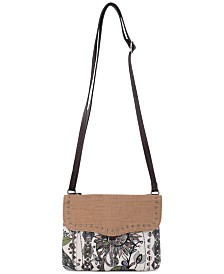Sakroots Double-Zip Crossbody