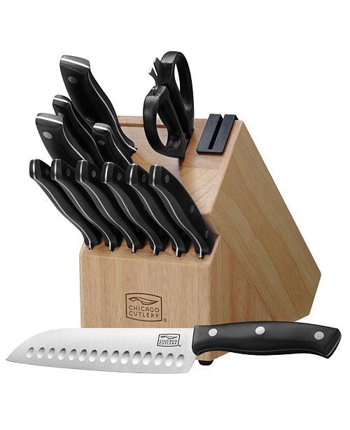 Chicago Cutlery Ellsworth 13 Pc Cutlery Set Home Macys