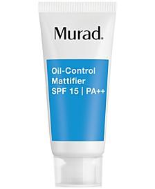 Oil-Control Mattifier SPF 15 | PA++, 0.6-oz.
