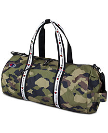 Champion Men's Elect Camo Duffel Bag