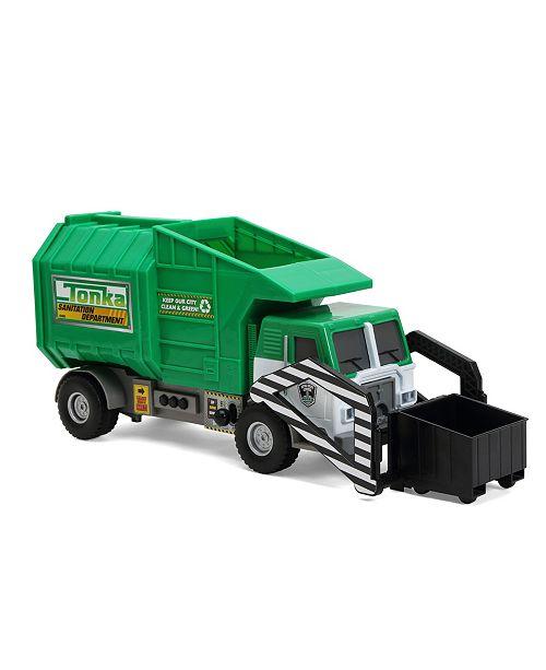 FunRise Toys - Tonka Mighty Motorized Garbage Truck