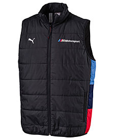 Puma Men's BMW Insulated Vest